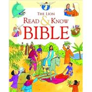 The Lion Read and Know Bible by Piper, Sophie; Lewis, Anthony, 9780825478215