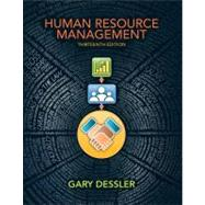 Human Resource Management by Dessler, Gary, 9780132668217