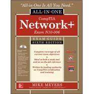 CompTIA Network+ All-In-One Exam Guide, Sixth Edition (Exam N10-006) by Meyers, Mike, 9780071848220