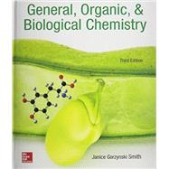 Package: General, Organic & Biological Chemistry with Connect 2-semester Access Card by Smith, Janice, 9781259638220