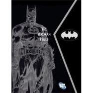 The Batman Files by Manning, Matthew, 9781449408220