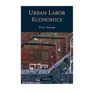 Urban Labor Economics by Yves Zenou, 9780521698221