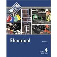 Electrical Level 4 Trainee Guide by NCCER, 9780134738222