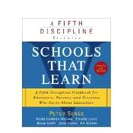Schools That Learn (Updated and Revised) by SENGE, PETER M.CAMBRON-MCCABE, NELDA, 9780385518222