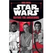 Star Wars The Force Awakens: Before the Awakening 9781484728222N