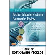 Elsevier's Medical Laboratory Science Examination Review + Evolve Access by Graeter, Linda; Hertenstein, Elizabeth; Accurso, Charity; Labiner, Gideon, 9780323358224