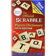 The Official Scrabble Players Dictionary by Merriam-Webster, 9780877798224