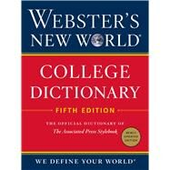 Webster's New World College Dictionary by Houghton Mifflin Harcourt, 9780544598225