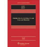 Problems in Contract Law by Knapp, Charles L.; Crystal, Nathan M.; Prince, Harry G., 9780735598225