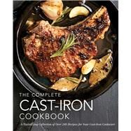 The Complete Cast-iron Cookbook by Cider Mill Press, 9781604338225