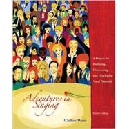 Adventures in Singing with Audio CDs by Ware , Clifton, 9780073318226