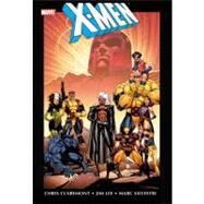 X-Men by Chris Claremont and Jim Lee Omnibus - Volume 1 by Claremont, Chris; Austin, Terry; Nocenti, Ann; Silvestri, Marc; Liefeld, Rob, 9780785158226