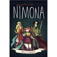 Nimona by Stevenson, Noelle, 9780062278227
