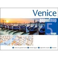 Venice Popout Map by Popout Maps, 9781910218228
