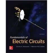 Fundamentals of Electric Circuits by Alexander, Charles; Sadiku, Matthew, 9780078028229