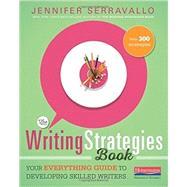 The Writing Strategies Book by Serravallo, Jennifer, 9780325078229