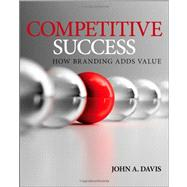 Competitive Success : How Branding Adds Value