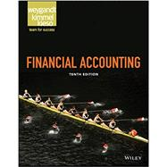 Financial Accounting by Weygandt, Jerry J.; Kieso, Donald E.; Kimmel, Paul D., 9781119298229