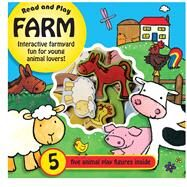 Read and Play Farm by Davis, Caroline, 9781438078229