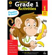 Incredible First Grade Activities by Thinking Kids; Carson-Dellosa Publishing Company, Inc., 9781483838229