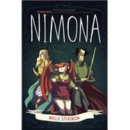 Nimona by Stevenson, Noelle, 9780062278234