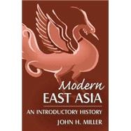 Modern East Asia: An Introductory History: An
