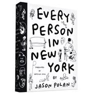 Every Person in New York by Polan, Jason; Wiig, Kristen, 9781452128238