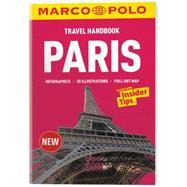 Marco Polo Travel Handbook Paris by Marco Polo, 9783829768238