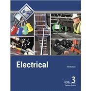 Electrical Level 3 Trainee Guide by NCCER, 9780134738239