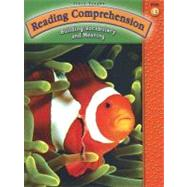 Reading Comprehension : Building Vocabulary and Meaning, Level E by Frenkel, Roberta L., 9780739858240