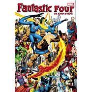 Fantastic Four by John Byrne Omnibus - Volume 1 by Byrne, John; Claremont, Chris; Wolfman, Marv; Mantlo, Bill; Lee, Stan, 9780785158240