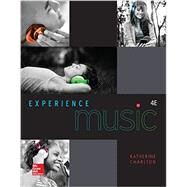 Experience Music with Connect Access Card by Charlton, Katherine, 9781259678240