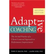 Adaptive Coaching by Bacon, Terry R.; Voss, Laurie, 9781904838241