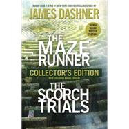 The Maze Runner and The Scorch Trials: The Collector's Edition (Maze Runner, Book One and Book Two) by DASHNER, JAMES, 9780553538243
