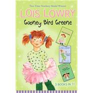 Gooney Bird Greene 3 Books in 1! by Lowry, Lois; Thomas, Middy, 9780544848245