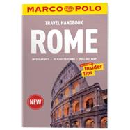 Marco Polo Travel Handbook Rome by Marco Polo, 9783829768245