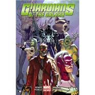 Guardians of the Galaxy Vol. 2 by Bendis, Brian Michael; Abnett, Dan; Lanning, Andy; Pichelli, Sara; Immonen, Stuart, 9780785198246