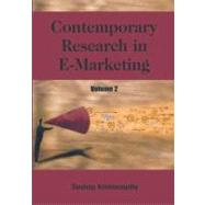 Contemporary Research In E-marketing by Krishnamurthy, Sandeep, 9781591408246