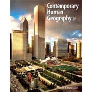 Contemporary Human Geography Plus MasteringGeography with eText -- Access Card Package by Rubenstein, James M., 9780321768247