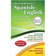 Merriam-webster's Spanish-english Dictionary by Merriam-Webster, 9780877798248