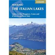 Cicerone Walking the Italian Lakes by Price, Gillian, 9781852848248