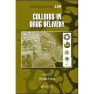 Colloids in Drug Delivery by Fanun; Monzer, 9781439818251