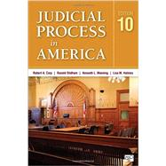 Judicial Process in America by Carp, Robert A.; Stidham, Ronald; Manning, Kenneth L.; Holmes, Lisa M., 9781483378251