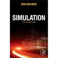 Simulation by Ross, Sheldon M., 9780124158252