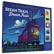 Steam Train, Dream Train Sound Book by Rinker, Sherri Duskey; Lichtenheld, Tom, 9781452128252