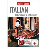 Insight Guides Italian Phrasebook & Dictionary by Insight Guides, 9781780058252
