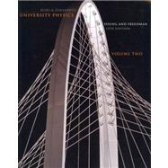 University Physics Volume 2 (Chs. 21-37) with MasteringPhysics Package Coupon 2016