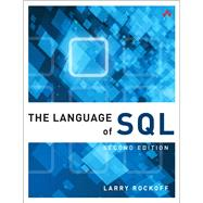 The Language of SQL by Rockoff, Larry, 9780134658254