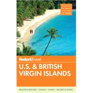 Fodor's U.S. & British Virgin Islands by FODOR'S TRAVEL GUIDES, 9781101878255