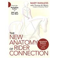 The New Anatomy of Rider Connection Structural Balance for Rider and Horse by Wanless, Mary; Myers, Thomas  W, 9781570768255